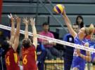 Campeonato de Europa de Voleibol Femenino: a España se le resiste la victoria