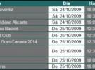Liga ACB Jornada 4: previa, horarios y retransmisiones