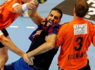 Fin de semana europeo en balonmano: Buena jornada de victorias, aunque el Valladolid estropea el pleno