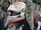 Rubens Barrichello consigue la pole en Brasil tras una lluviosa jornada de clasificación