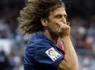 Puyol acepta la oferta de renovación y seguirá en el Barça hasta 2013