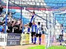 Liga Española 2009/10 2ª División: el Hércules se coloca líder en la Jornada 6