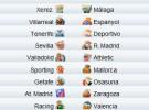 Liga Española 2009/10 1ª División: previa, horarios y retransmisiones de la Jornada 6