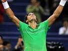 Masters de Shanghai: Nadal, Feliciano y Robredo avanzan pero Verdasco, Ferrer y Almagro se despiden