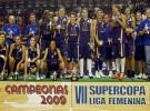 Ros Casares gana la Supercopa de baloncesto femenino