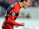 Liga de Campeones: la victoria del Sevilla en Alemania y el resto de la tercera jornada (martes)