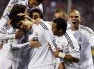 El Real Madrid se llevó el derbi tras ganar por 2-3 al Atlético de Madrid