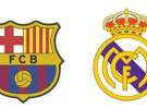 FC Barcelona y Real Madrid llegan al derbi con números similares y sensaciones muy diferentes