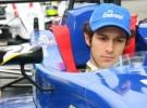 Bruno Senna es presentado como piloto del equipo Campos-Meta
