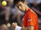 Masters 1000 de París: Djokovic se hace con el título tras ganar a Monfils en una intensa final