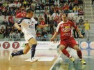 ElPozo Murcia e Inter Movistar avanzan con paso firme en la Copa de Europa de Fútbol Sala