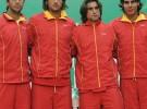 Copa Davis: Nadal, Verdasco, Ferrer y Feliciano López son los elegidos para disputar la final