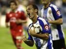 Liga Española 2009/10 2ª División: el Hércules recupera terreno