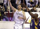 Liga ACB Jornada 9: Real Madrid, Unicaja y Granada ganan el sábado