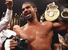 David (Haye) derrota a Goliath (Valuev) y se proclama campeón del mundo de los pesos pesados