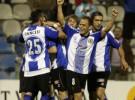Liga Española 2009/10 2ª División: triple empate en cabeza tras la Jornada 14