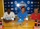 Lou Roe presentado como jugador del Tenerife Rural