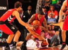 NBA 15 de noviembre: Kobe vuelve a perder y Calde está a un tiro de superar a Nash