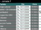 Liga ACB Jornada 7: previa, horarios y retransmisiones