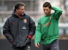 Carlos Queiroz convocará a Cristiano Ronaldo