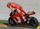 GP de Valencia, entrenamientos del viernes: Stoner manda en MotoGP y los españoles en 125 y 250cc