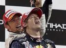 GP de Abu Dhabi: Vettel consigue el triunfo en el punto y final del Mundial