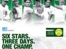 Federer, Nadal, Davydenko, Soderling, Tsonga y Wawrinka pasarán el fin de año en una exhibición en  Abu Dhabi