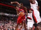 NBA: los Blazers dan a Outlaw y Blake a cambio de Camby