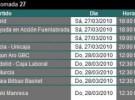 Liga ACB Jornada 27: previa, horarios y retransmisiones con DKV Joventut-Real Madrid como choque destacado