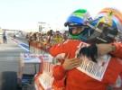 GP Bahrein: Fernando Alonso vuelve a ganar en su estreno con Ferrari