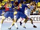 Jornada europea de balonmano: Barça y Ciudad Real, líderes sólidos