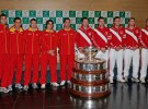 Copa Davis España-Suiza: sorteo, orden de partidos y horarios