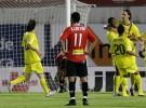 Liga Española 2009/10 1ª División: Ibrahimovic rescata al Barça en Mallorca