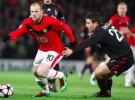 Liga de Campeones: Rooney humilla al Milan
