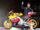 El equipo Repsol Honda se presentó en Madrid con la presencia de Dani Pedrosa