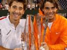 Indian Wells 2010: Rafa Nadal y Marc López ganan la final de dobles