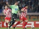 Europa League: Atlético y Valencia empatan, y consiguen clasificarse para cuartos
