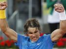 Masters de Madrid 2010:  Nadal y Almagro a semifinales