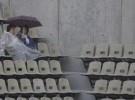 Roland Garros 2010:  partidos de Rafael Nadal, Nicolás Almagro entre otros, son cancelados hasta mañana por lluvia en París