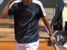 García-López y Martín avanzan a cuartos en Estoril,  Almagro único español en cuartos de Munich y Novak Djokovic avanza sin problemas en Belgrado