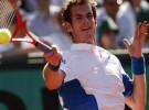 Roland Garros 2010: Andy Murray y 4 integrantes de la Armada avanzan a segunda ronda, Robredo y Hernandez caen eliminados