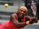 Masters Femenino de Roma:  las hermanas Williams y Maria José Martínez se clasifican a cuartos de final