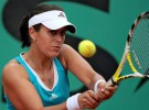Masters de Madrid 2010:  Anabel Medina Garrigues y Arantxa Parra eliminadas en octavos