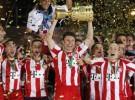 El Bayern Munich gana también la Copa de Alemania .. y también aspira al triplete