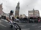 Giro 2010: Wiggins gana la prólogo y se enfunda la primera maglia rosa