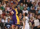 NBA play off, segunda ronda: Magic y Lakers, con 33 puntos de Gasol, ya están en la final de Conferencia