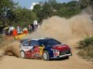 Rally de Portugal: Sebastien Ogier fue el mejor en la primera jornada y Dani Sordo se colocó segundo