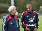 Mundial de Sudáfrica: Domenech se olvida del talento y no incluye ni a Nasri ni a Benzema en la preselección de Francia