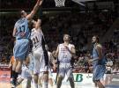 Liga ACB: Regal Barcelona, Unicaja Málaga y Caja Laboral consiguen el pase a semifinales