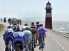 Giro de Italia 2010: el viento causa estragos en la tercera etapa que gana Weylandt